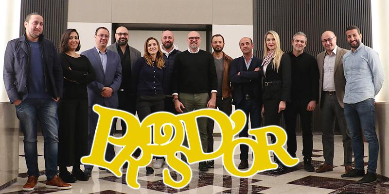Le Jury Créatif des Pros D'or 2019
