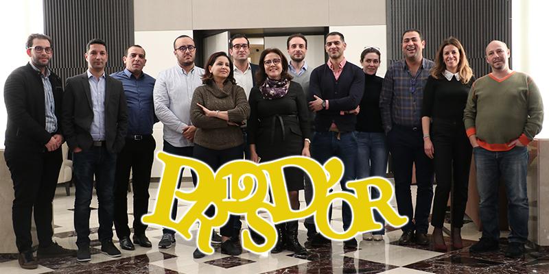 Le Jury Média des Pros D'or 2019