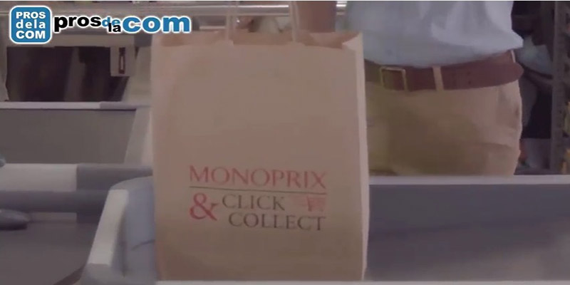 Monoprix Click & Collect