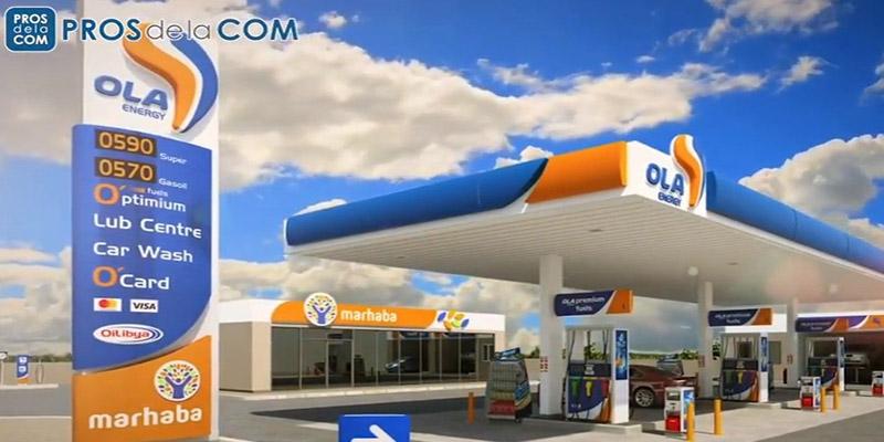 Annonce Lancement OLA Energy en Tunisie et en Afrique
