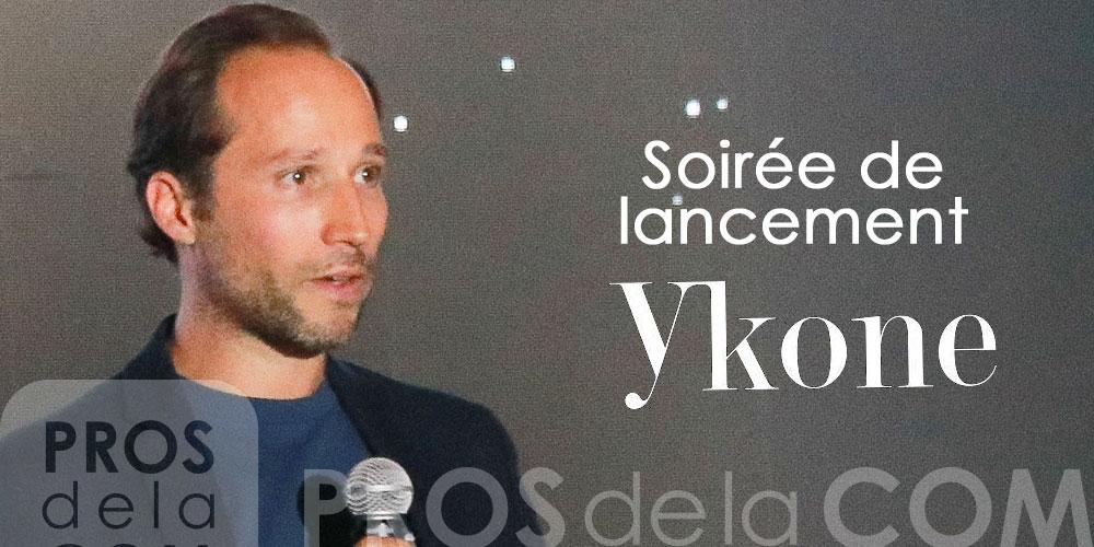 Allocution de M. Olivier Billon lors du lancement Ykone Maghreb