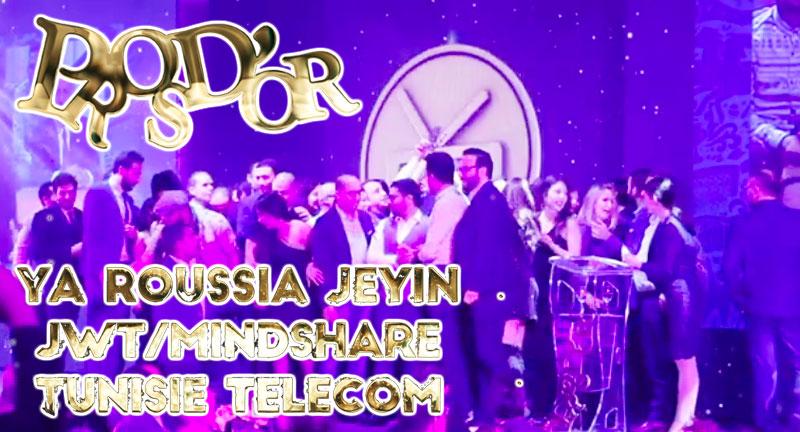 Campagne de l'année Ya Roussia Jayin aux Prosdor 2019