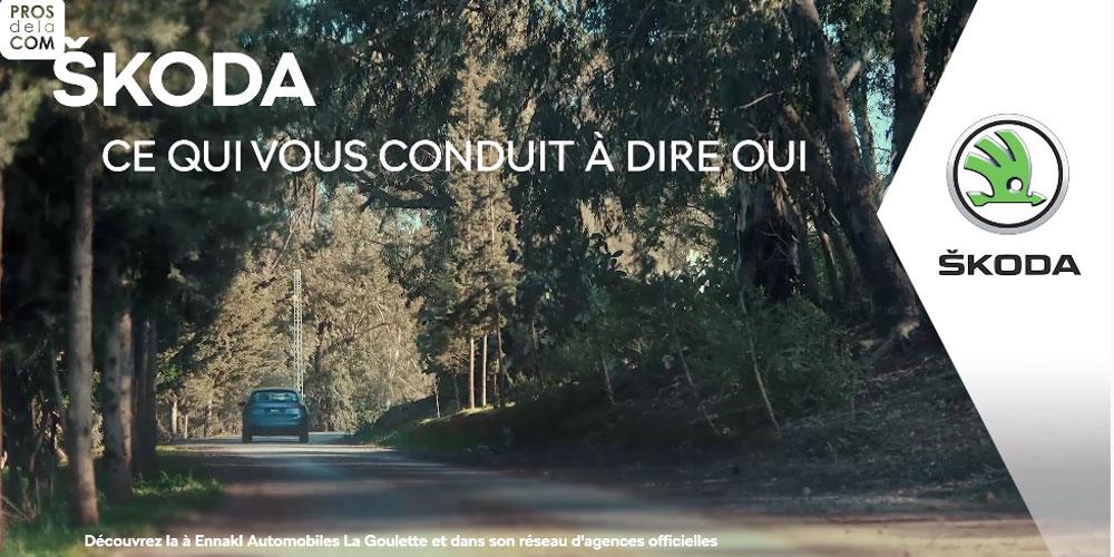 Campagne Škoda Tunisie - Octobre 2021