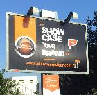 Campagne d'affichage : Show case your Brand
