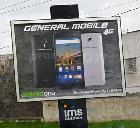 Campagne GENERAL MOBILE - Janvier 2017