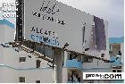 Campagne d'affichage : Alcatel