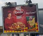 Campagne d'affichage : Randa