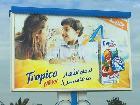 Campagne d'affichage : Tropico Milky